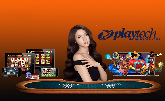 Jenis Game Judi Slot Playtech Indonesia Terbaik